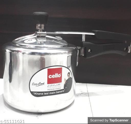Ultron Aluminium Pressure Cooker 3L Inner Lid