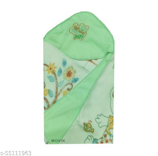 Poovin Newborn Baby Blanket Sheet For Babies
