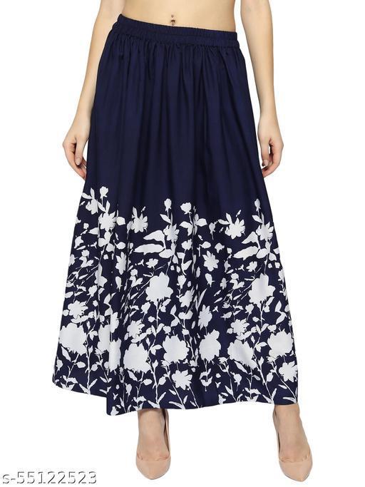 Fair Crafts Floral printed Skirt