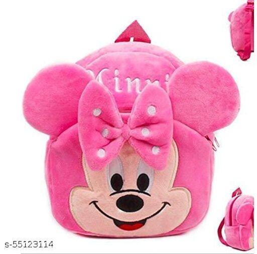 Pink Minnie bag