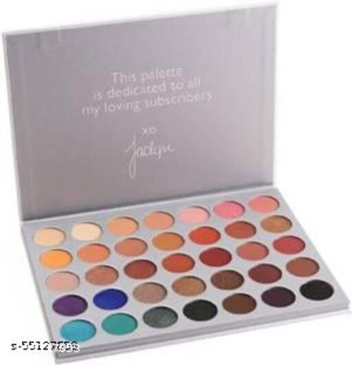 Morphe Jaclyn Hill Eyeshadow Palette 99 g (white) 100 g  (White)