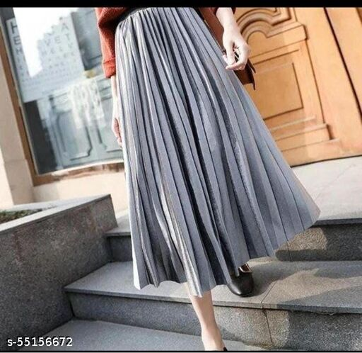 Imported Plated Skirts