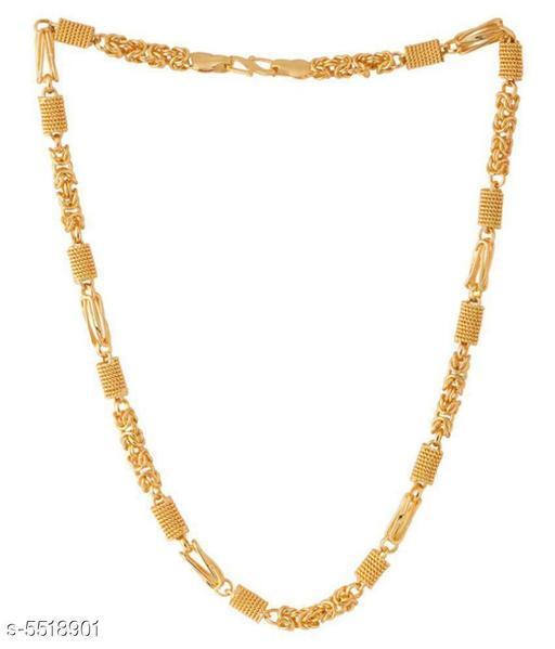 Stylish Brass Men's Chain