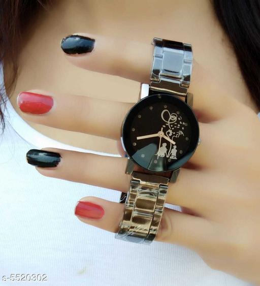 New Trendy Couple Watches