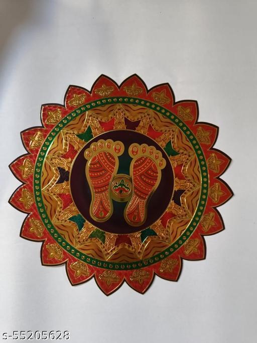 New Rangoli Sticker