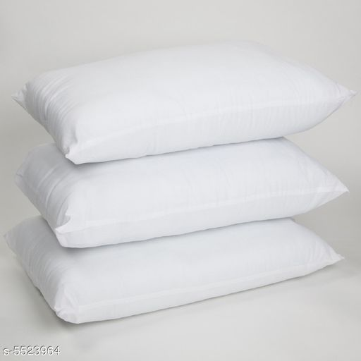 Soft Hotel Quality Pillow Set of 3