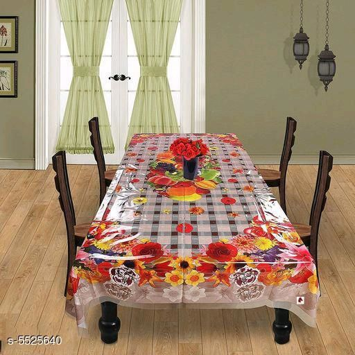 Trendy Printed Table Covers