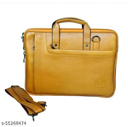 RELUKS Messenger Spanish Yellow Laptop Bags & Sleeves