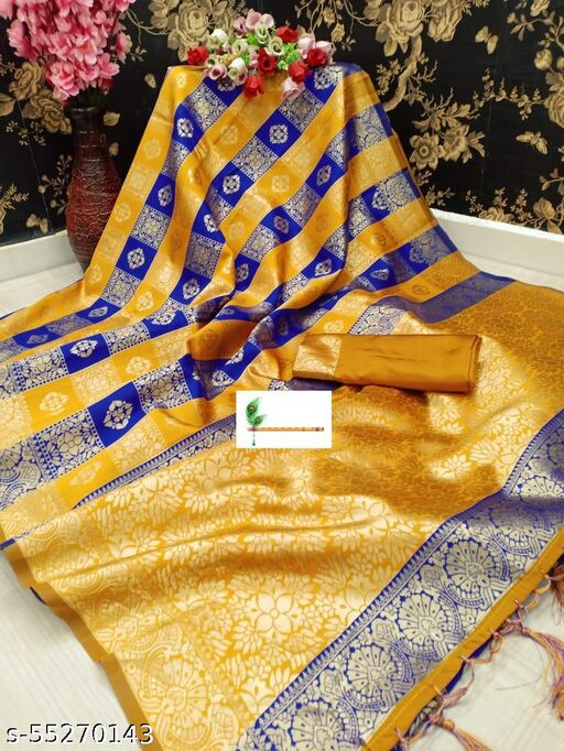 Woman Jeqcard patola ???? with Unstitched blouse piece