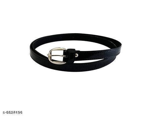 Trendy Women Faux Leather  Belts