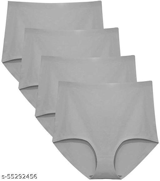 Women's Ultra Soft High Waist Bamboo Modal Underwear Panties Multipack