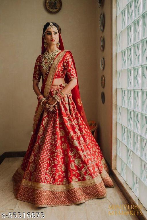 Women's Embroidered Lehenga Choli Set with Dupatta   Beautiful Set Girls