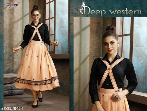 Deep Dresses