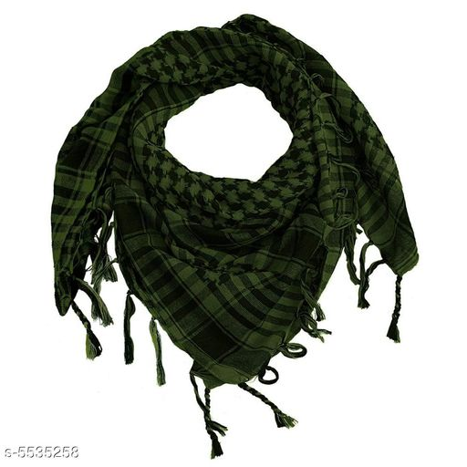 Mufflers, Scarves & Gloves Ramanta Unisex Scarf   *Fabric* Cotton  *Multipack* 1  *Sizes* Free Size  *Sizes Available* Free Size *    Catalog Name: Trendy Men Mufflers CatalogID_827114 C65-SC1228 Code: 352-5535258-