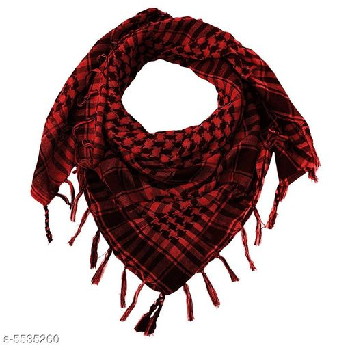 Mufflers, Scarves & Gloves Ramanta Unisex Scarf   *Fabric* Cotton  *Multipack* 1  *Sizes* Free Size  *Sizes Available* Free Size *    Catalog Name: Trendy Men Mufflers CatalogID_827114 C65-SC1228 Code: 352-5535260-