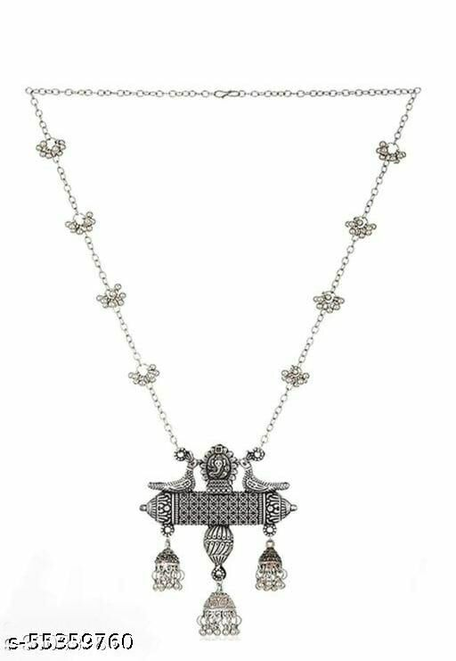 German Silver Necklace for girls and women