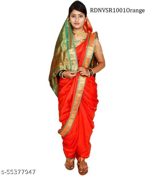 Mazi Nauvari – Ethnic Nauvari Sarees