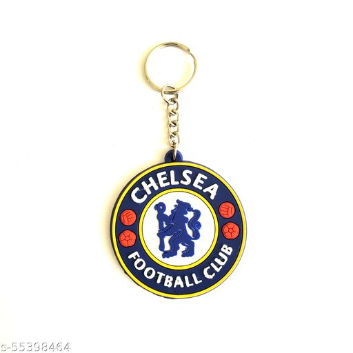 ShopTalk FFC chealsea club Rubber key chain