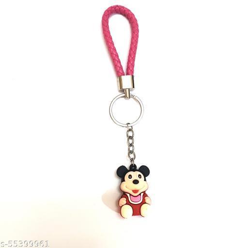 ShopTalk Mickey Mouse Rubber key chain