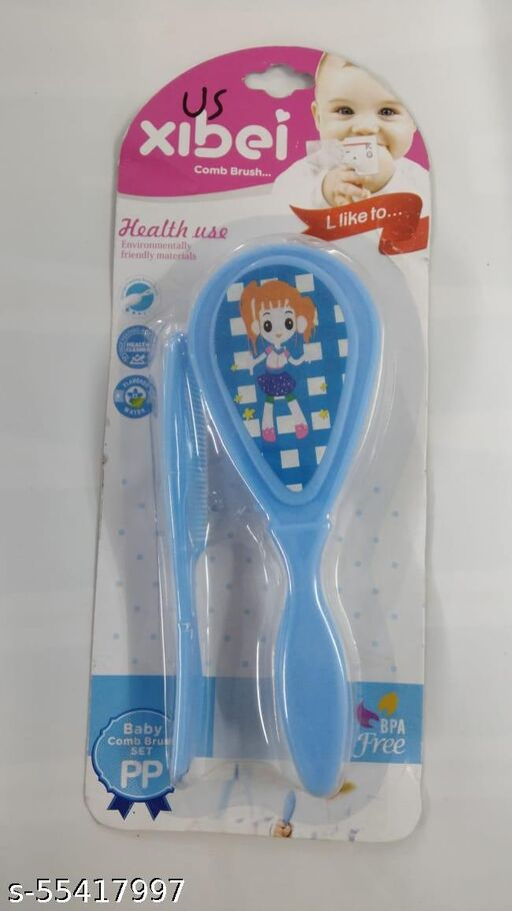 Baby comb brush set
