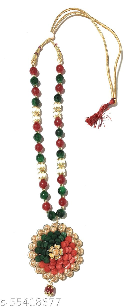 Gaurav Boutique Multicolor Statement Necklace For Women And Girls (ST07)