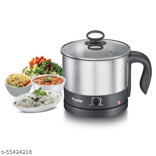 Prestige Multi Cooker 1 Litre - PMC 1.0+  Kettles & Hot Water Dispensers