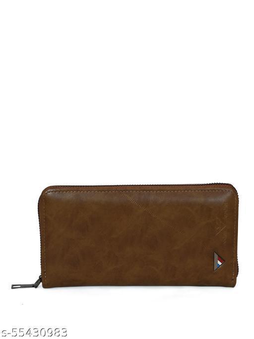 Women Casuel Brown wallet