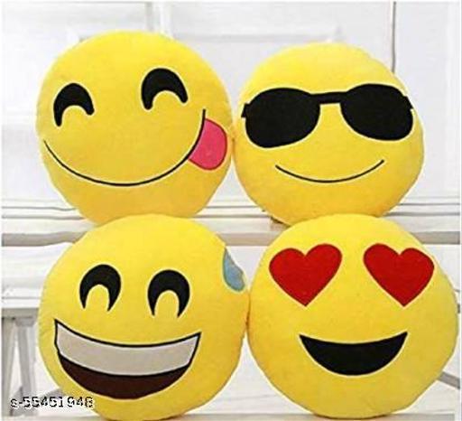 smiley cushions