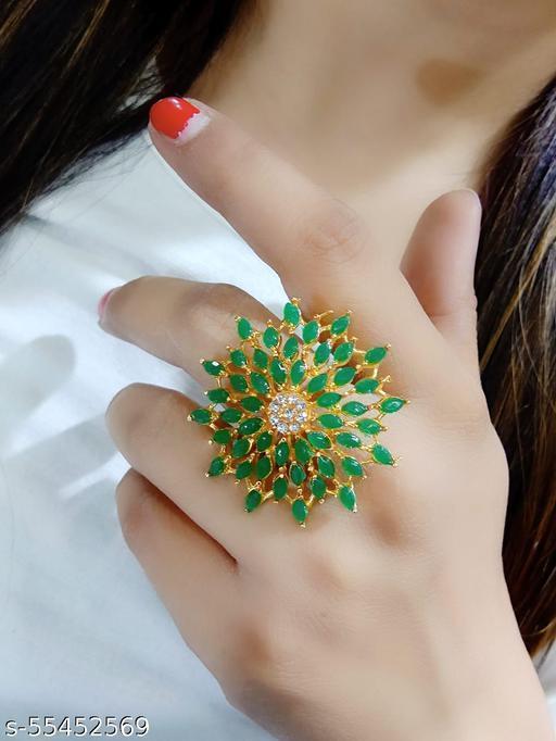 Beautiful stylish ring for women and girls