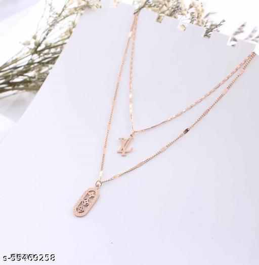 Premium Quality Elite Charming Women Necklaces & Chains