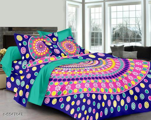 Senorita Cotton 100x90 Double Bedsheet