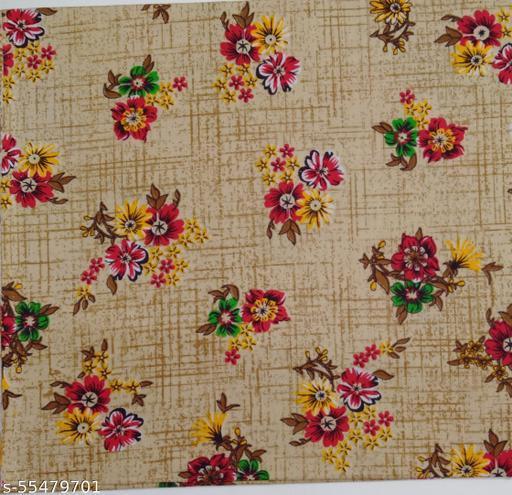Kalamkari Blouse unstitched Cotton 1 Meter multicolor (410)
