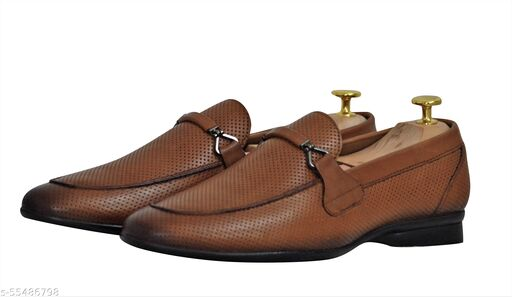 Premium Leather Loafer