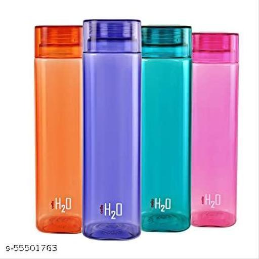 CELLO H2O ROUND BOTTLE 500 ML PACK 4