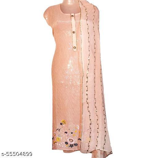 Un-stitched Suits Dress Material