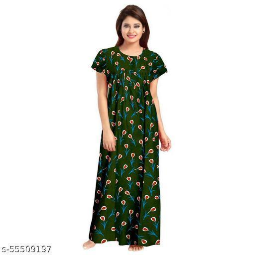 Attractive Cotton Nightdresses