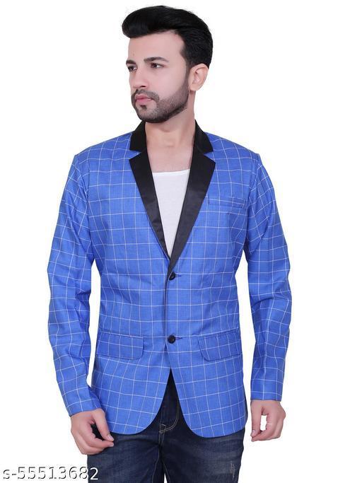 Abc Garments Casual Checks For Men's