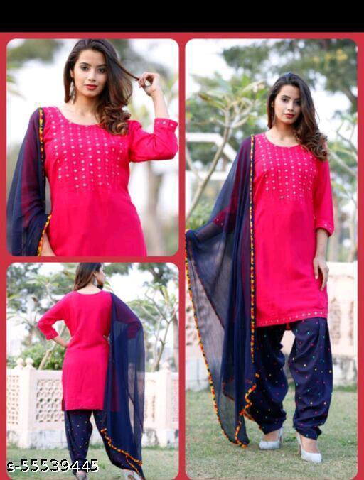 Alisha Drishya Women Salwar Suits