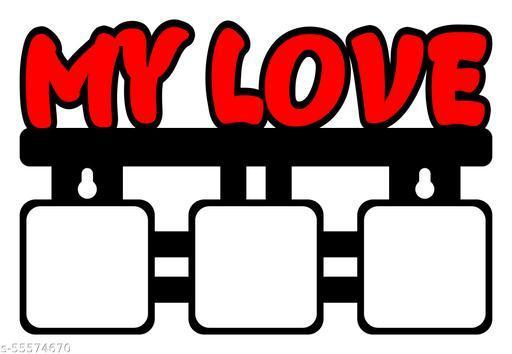 My Love Sublimation Photo Frame CUT & Paste Ur Own Photo