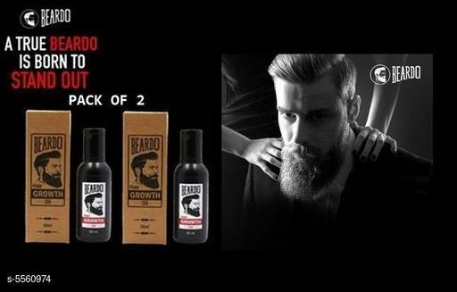 Beardo Beard & Hair Growth Oil ( Pack Of 2 )