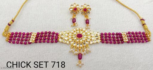 chikset  rajputi set  necklase necklese  necklace  jewellery set