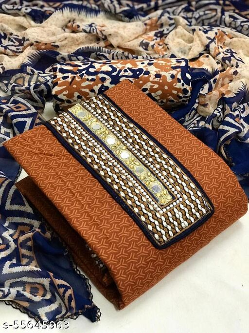 Adrika Attractive Salwar Suits & Dress Materials