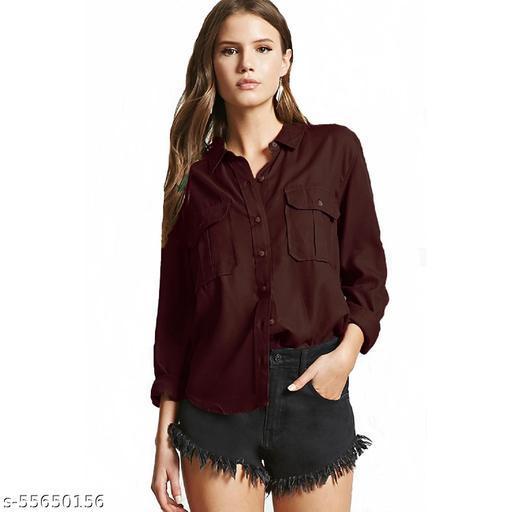 Syolo Women Casual DP Shirt