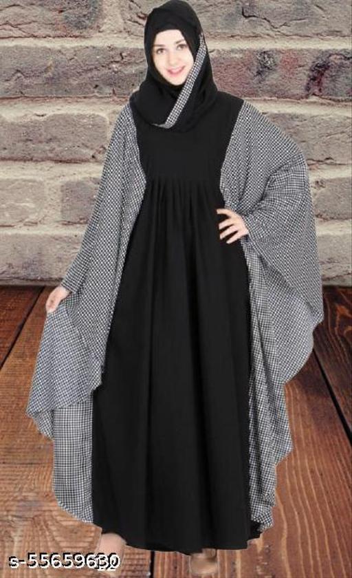 Women Ethinic Wear Par Kaftaan Abaya  ( Pack of 1 )