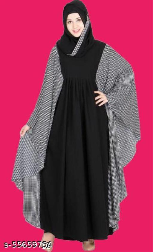 Women Ethinic Wear Par Kaftaan Abaya  ( Pack of 1 )-01