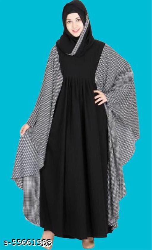 Women Ethinic Wear Par Kaftaan Abaya  ( Pack of 1 )-02