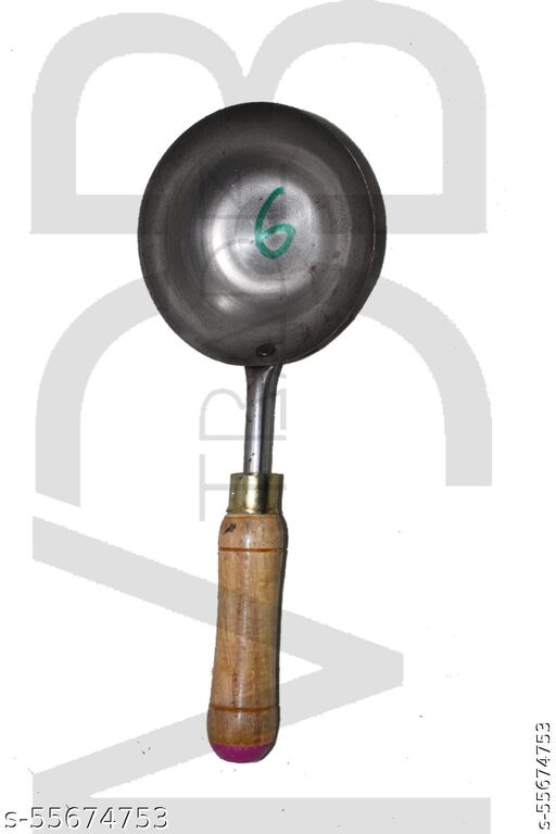 iron tadka pan