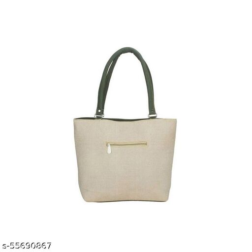 Grey, Green color Trendy and Stylish Handbag for Girls for Teachers / College / Fund / Study / Office use