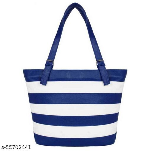 White color Trendy and Stylish Handbag for Girls for Teachers / College / Fund / Study / Office use