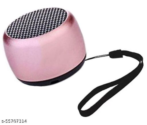 Mini Wireless Bluetooth Coin Speaker